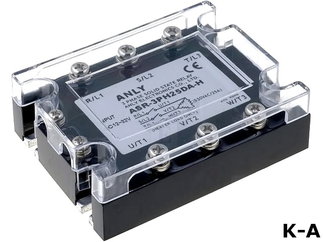 ASR-3PH25DA-H