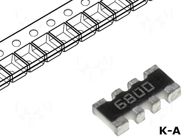 CAY16-6800F4