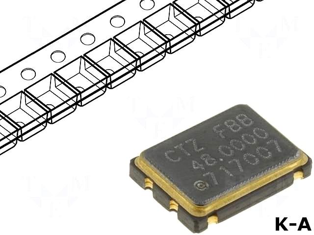 CSX750FJC48.000