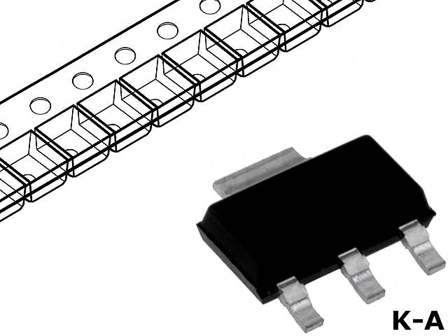 LM317AEMP/NOPB