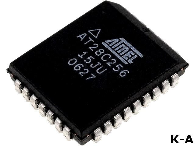 28C256-150PLCC