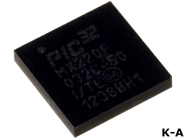 32MX220F032C-50ITL