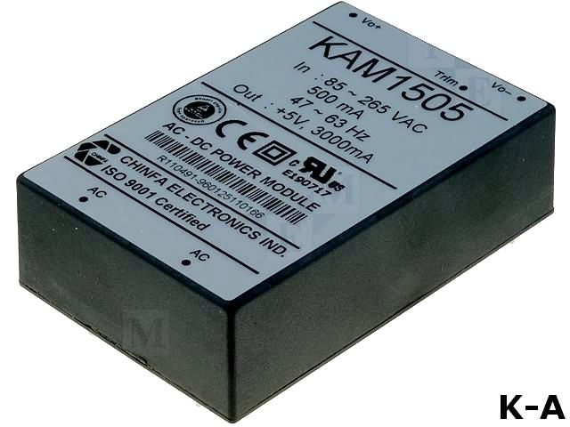 AC15W85-265/5
