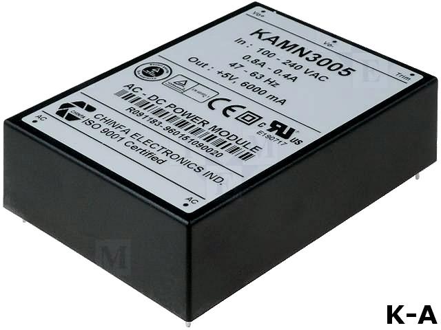 AC30W85-265/5