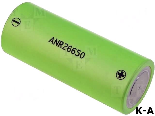ACCU-ANR26650M1B