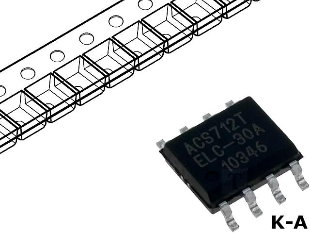 ACS712ELCTR30AT