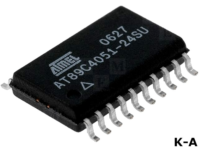 AT89C4051-24SU