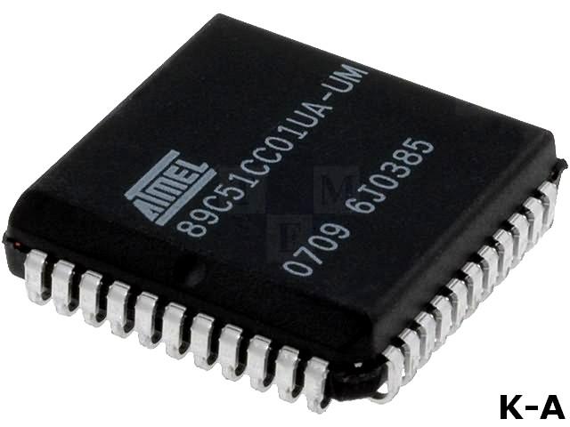 AT89C51CC01UA-S
