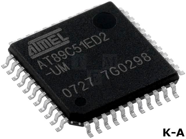 AT89C51ED2-RLTU