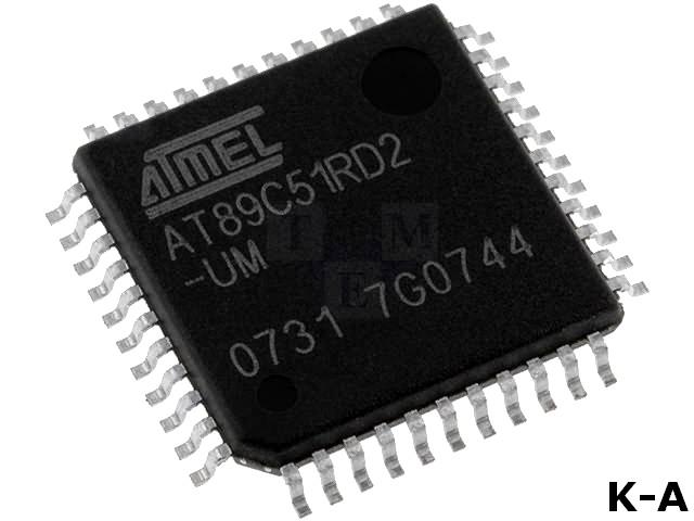 AT89C51RD2-RLTU