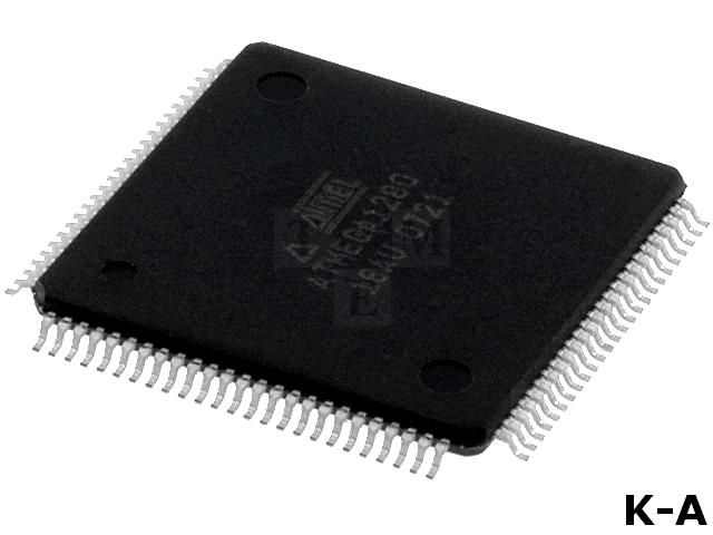 ATMEGA1280-16AU