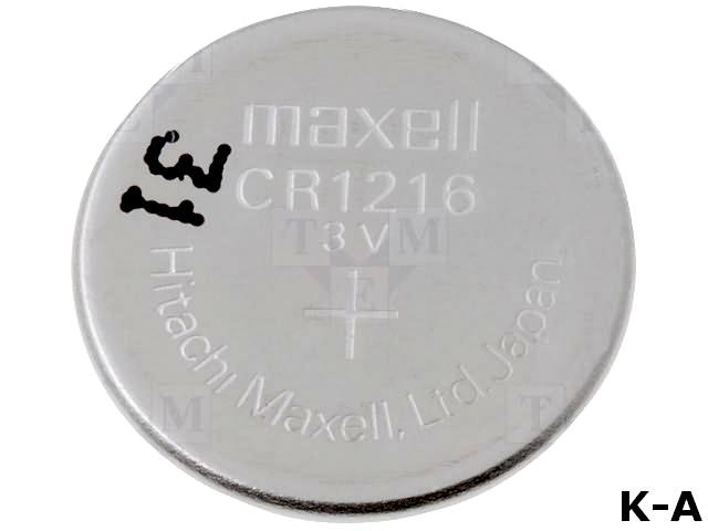 BAT-CR1216/MX