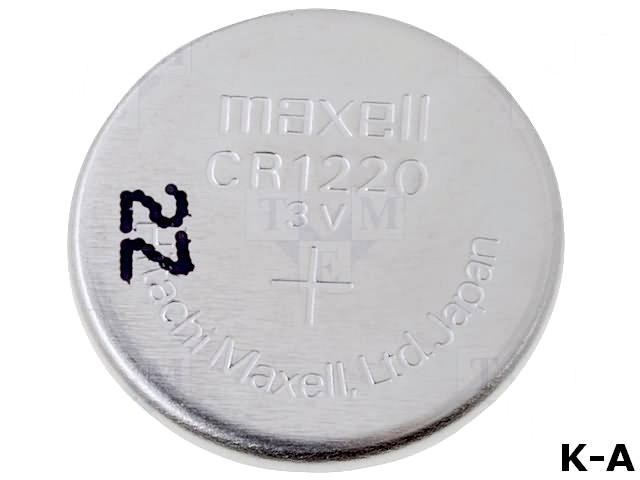 BAT-CR1220/MX