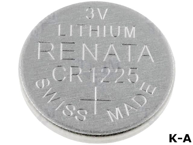 BAT-CR1225/RE