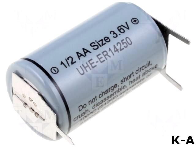 BAT-ER14250/PF-UL