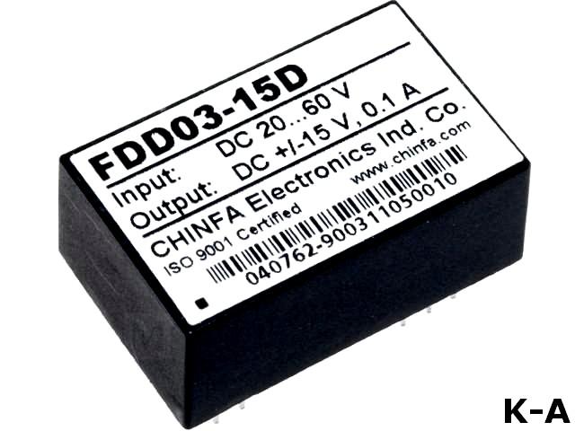 DC3W48/15/15