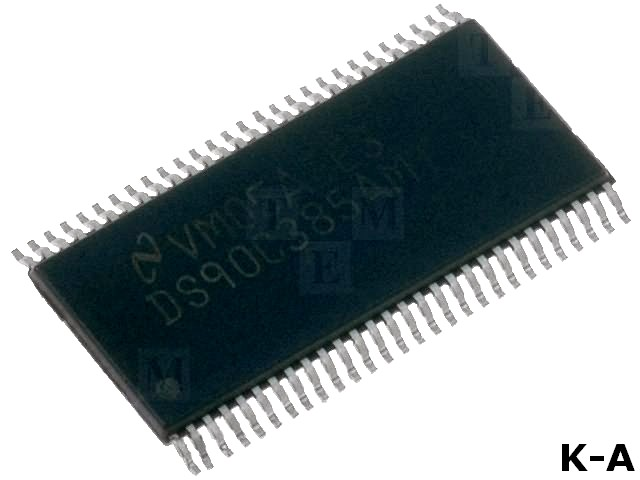 DS90C385AMT/NOP