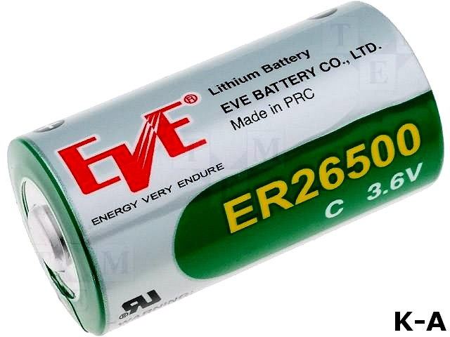 EVE-ER26500/S