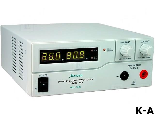 HCS-3602