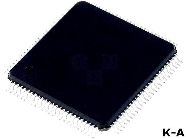 LC4064V-5TN100C