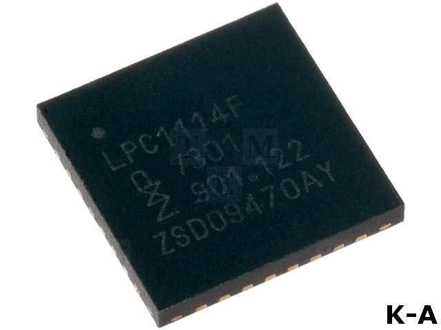 LPC1114FHN33/30