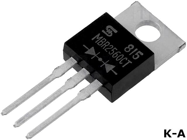 MBR2560CT