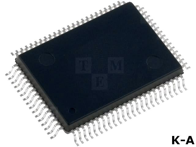 MC9S12A64CFUE