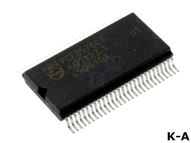 PCF8576CTSMD