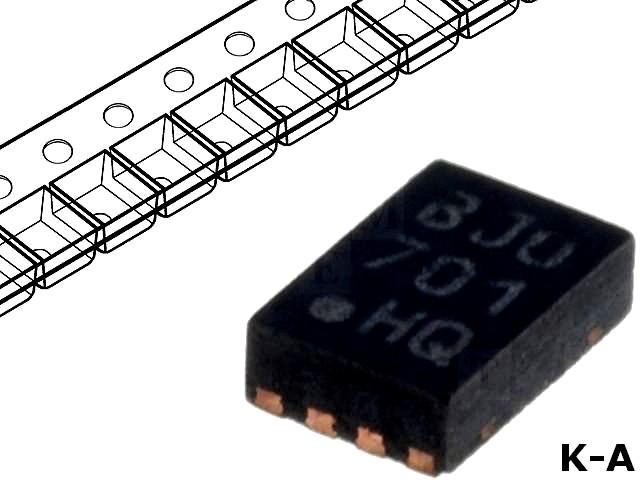 PIC10F220-I/MC