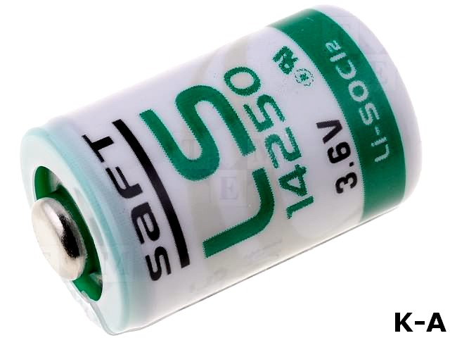 SAFT-LS14250