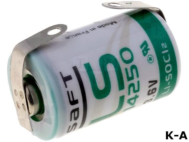 SAFT-LS14250CNR