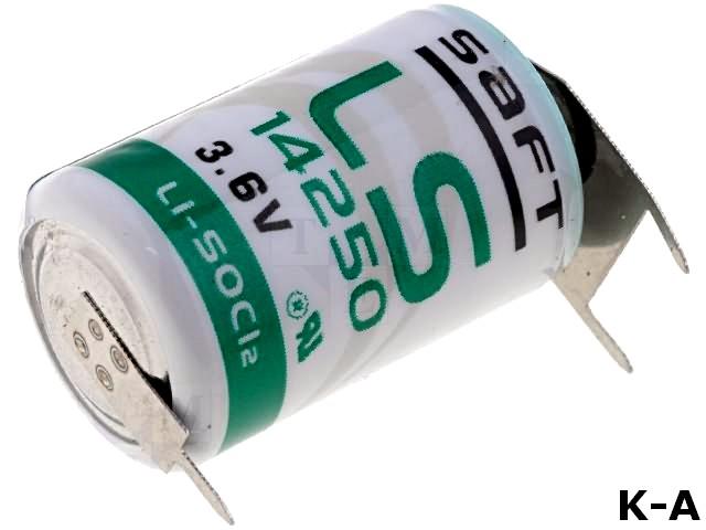 SAFT-LS14250PF