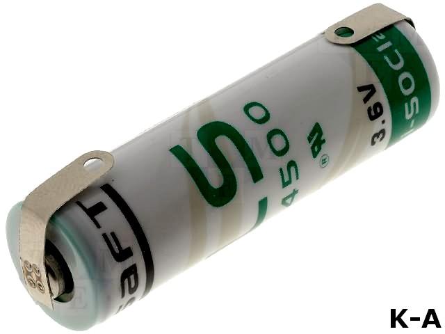 SAFT-LS14500CNR