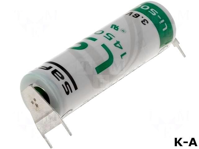 SAFT-LS14500PF