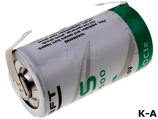 SAFT-LS26500CNR