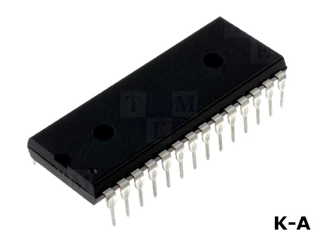 TDA8405 - Микросхема: процессор аудио