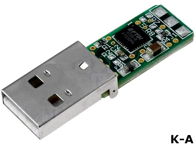 TTL-232R-5V-PCB