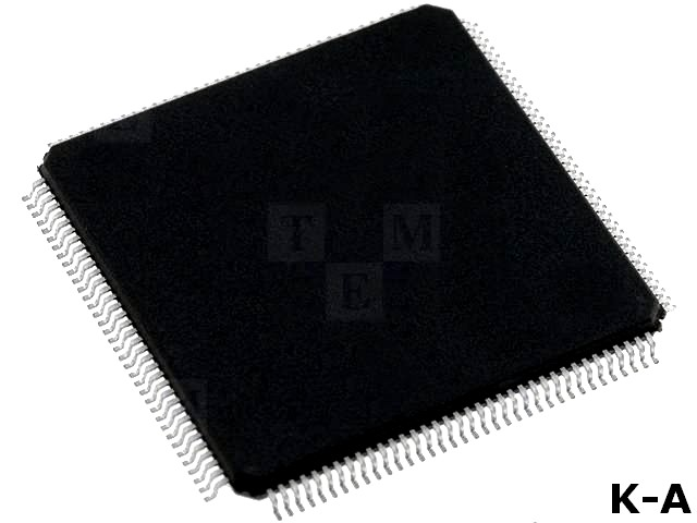 XC2S100-5TQG144