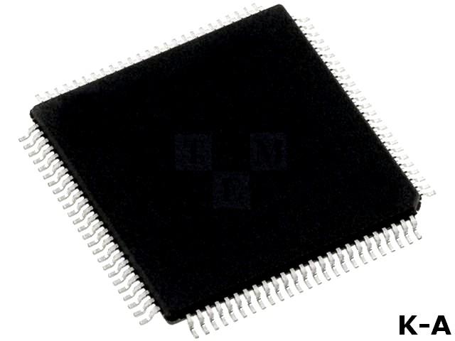 XC3S50-4VQG100