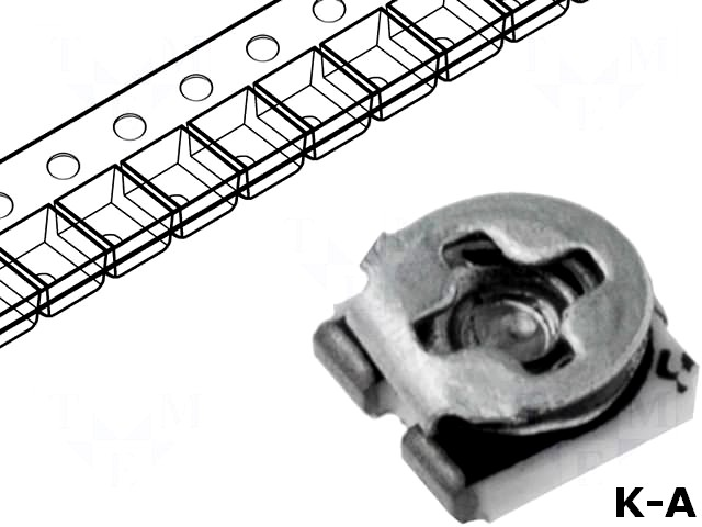 3305SMD-100R