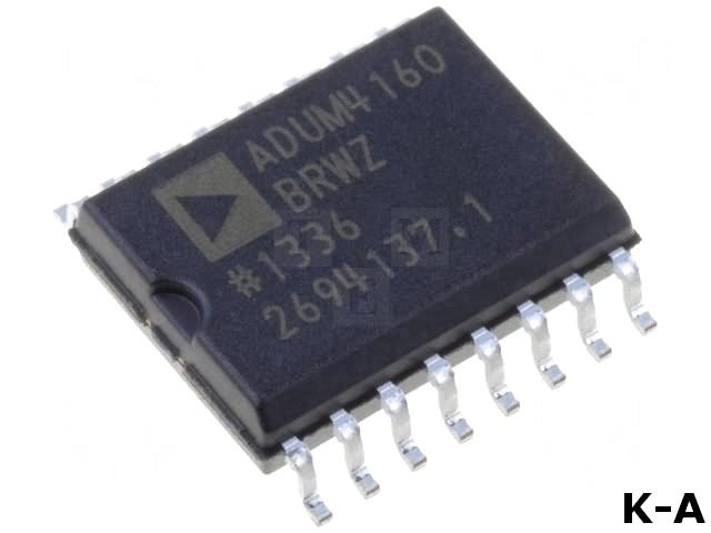 ADUM4160BRWZ