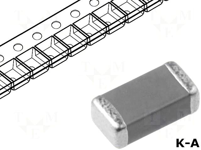 C1210C105K5RAC