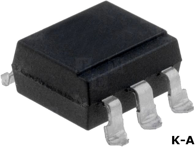 MOC3062-SMD-I