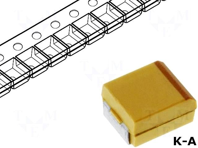 T491A155K016AT