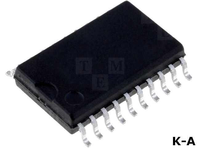 CD74HC573M