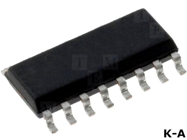 CD74HCT221M