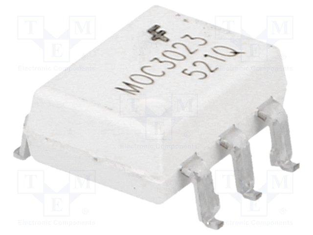 MOC3023SR2M