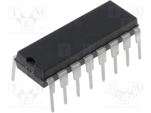 CD74HC4053E