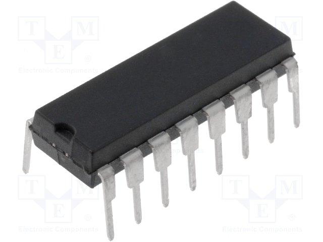 CD74HC4017E