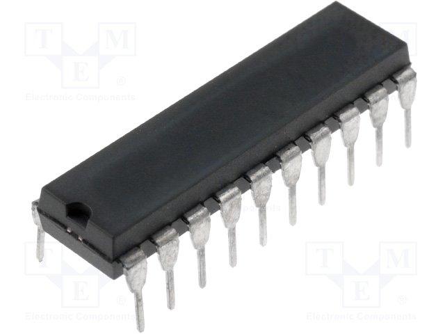 CD74HCT273E